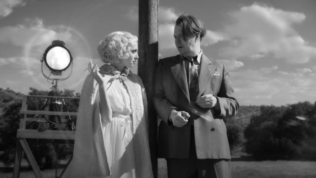 Ukážka z filmu Mank