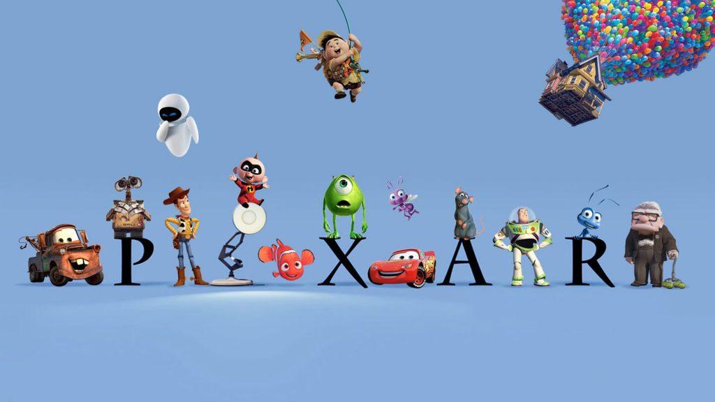 Štúdio Pixar