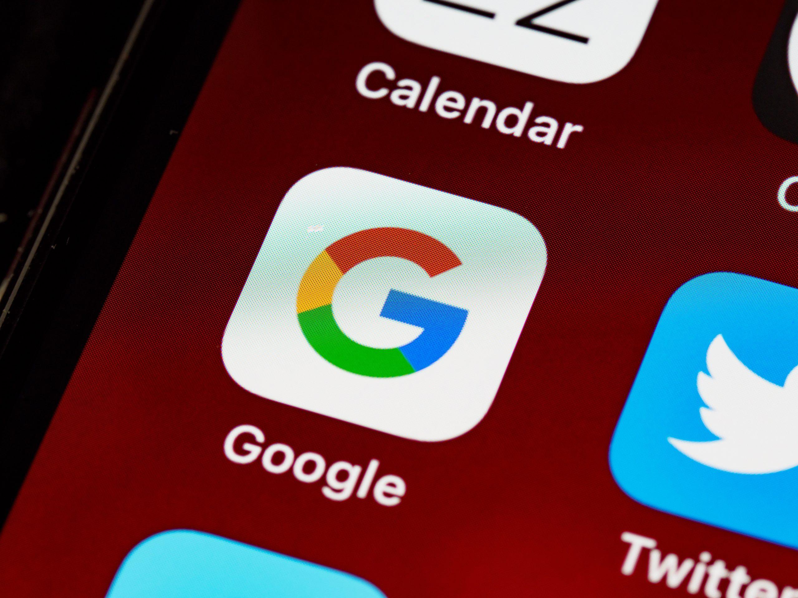 Google trendy 2020