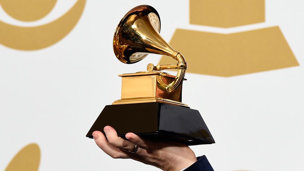 odovzdávanie hudobných cien Grammys