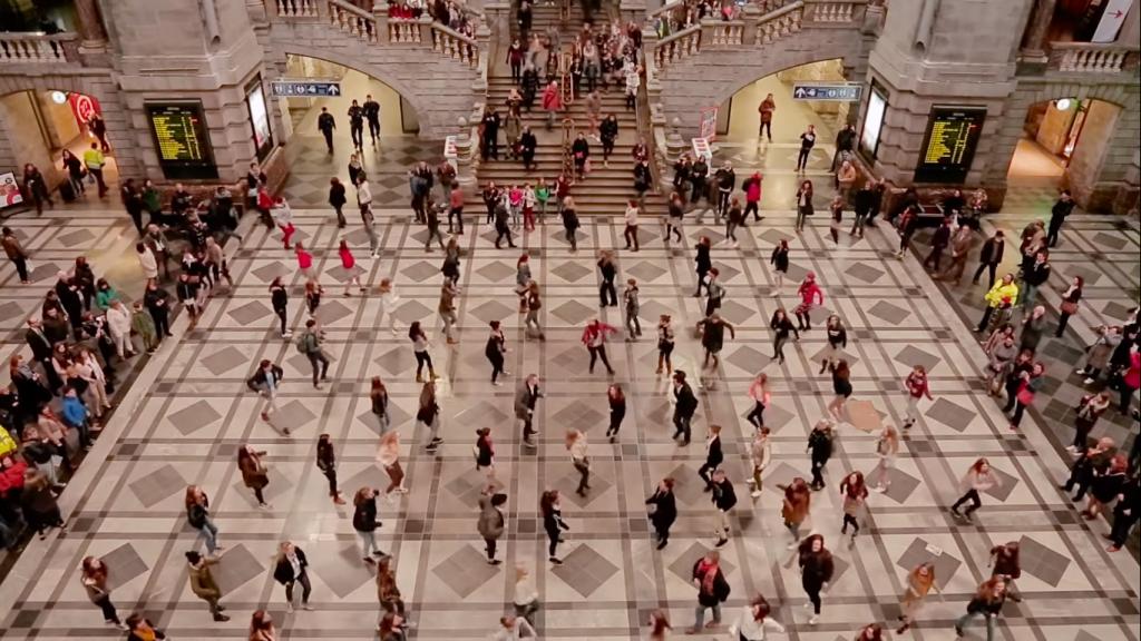 Čo je flashmob?