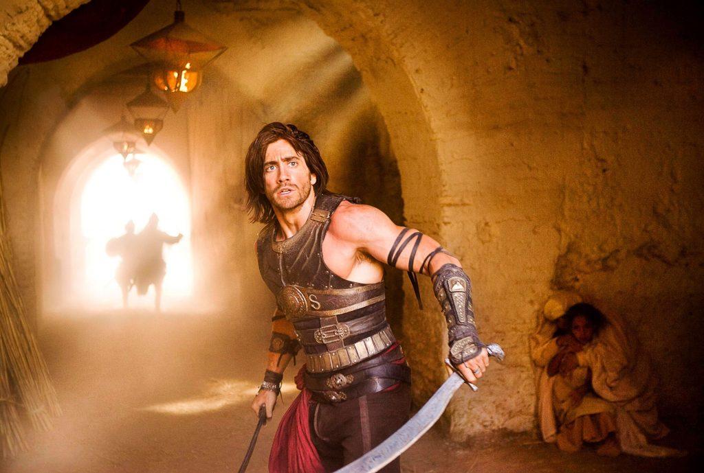 Jake Gyllenhaal ako princ Dastan vo filme Prince of Persia