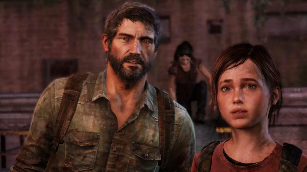 Joel a Ellie sú hravnými aktérmi hry The Last of Us