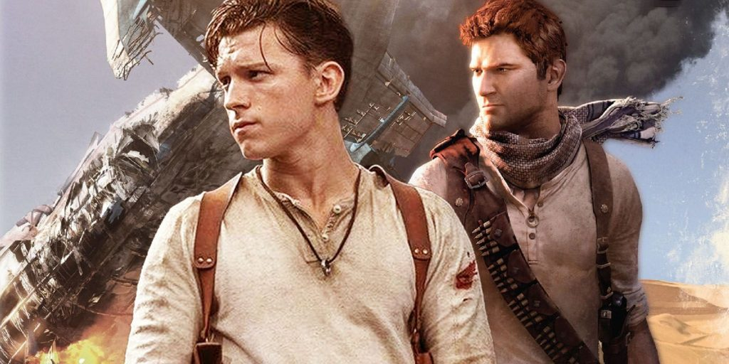 Nathana Draka z hry Uncharted si zahrá Tom Holland
