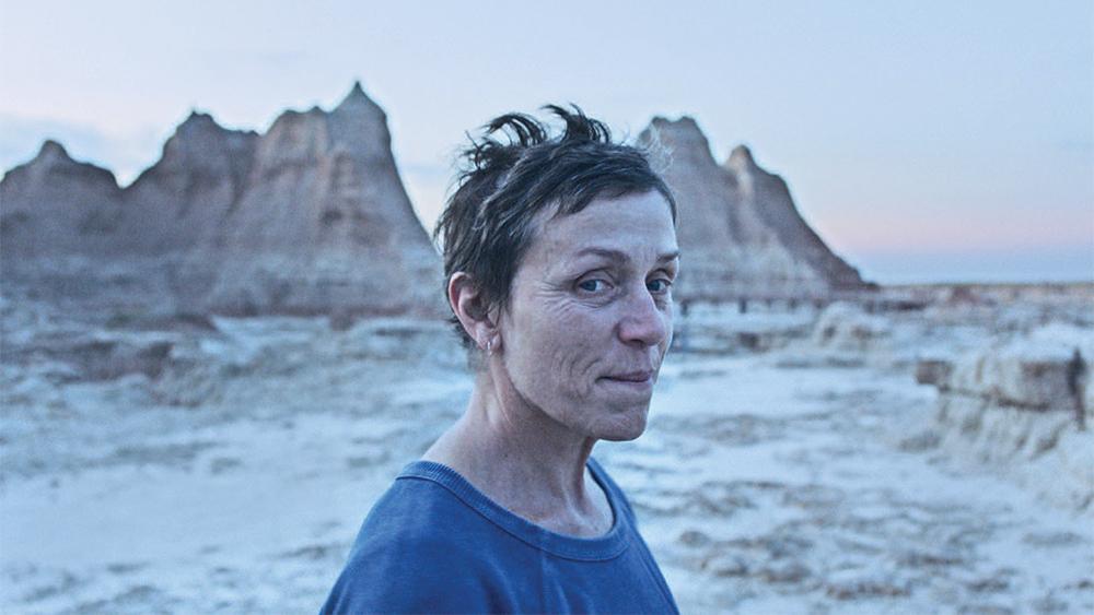 Oscarová Frances McDormand ako hlavná protagonistka Fern