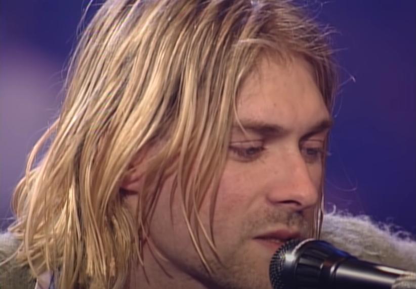 Noví pieseň Nirvana