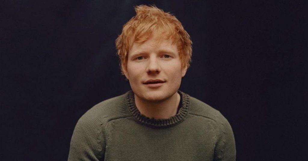 Ed Sheeran je späť s novým albumom.